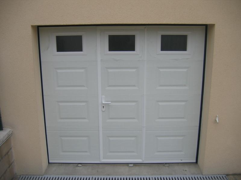 porte de garage janneau